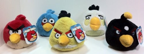 Angry Birds Plush Toys Duck Duck Gray Duck