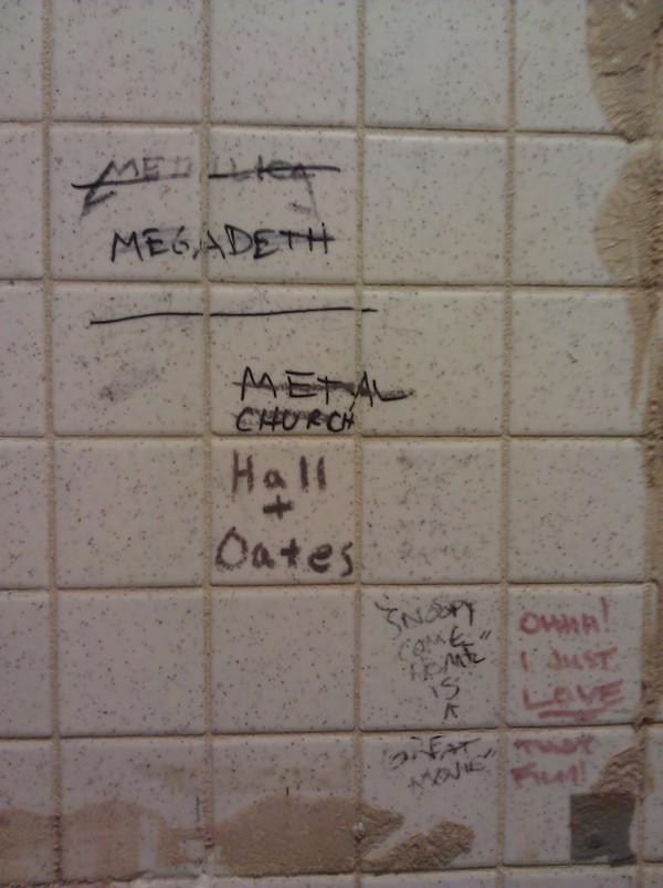 Bathroom Graffiti Fail Duck Duck Gray Duck