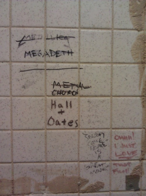Band Graffiti