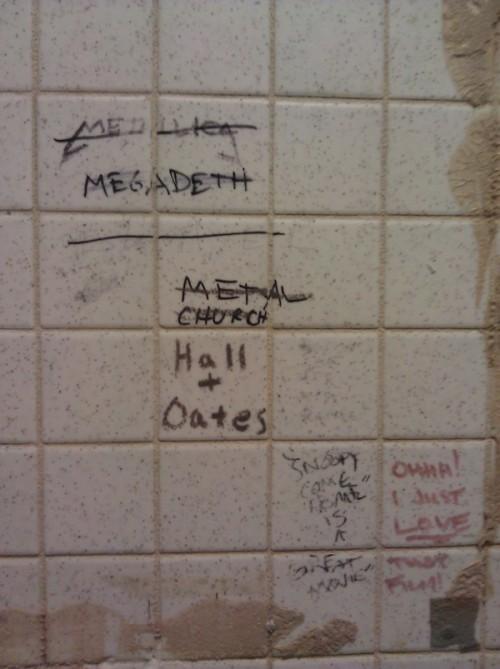 Band Graffiti
