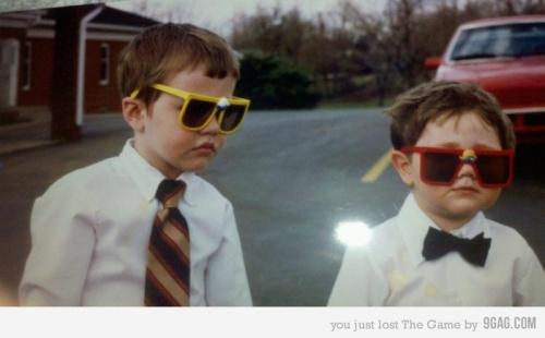 kids in glasses