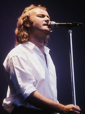 phil collins 1987