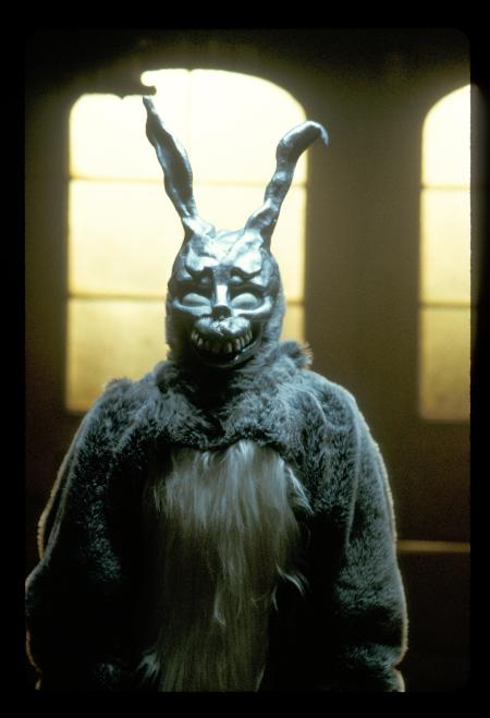 "Frank from the movei ""Donnie Darko"""