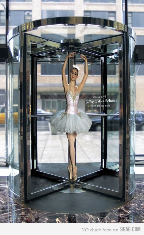 How to promote a ballet school