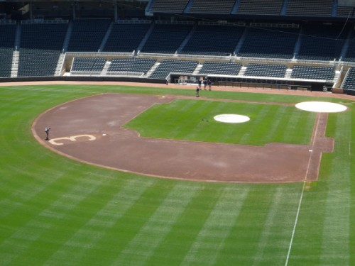 Target Field Harmon Killebrew Tribute