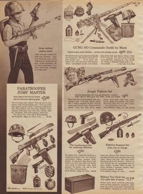 retro army toys