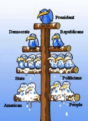U.S. Political Flowchart