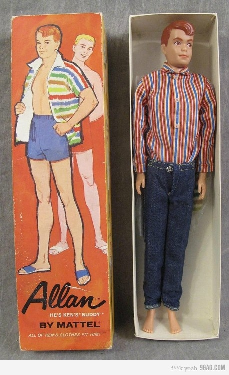 Allen, He's Ken's Buddy