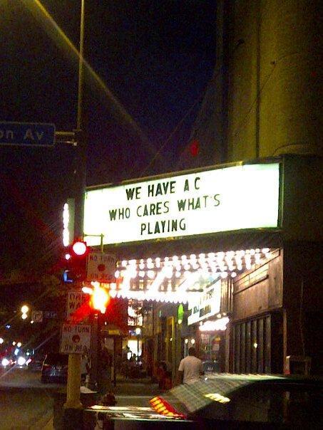 Uptown Theater in Minneapolis