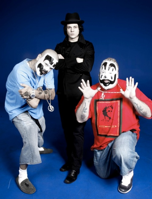 Insane Clown Posse (with Jack White and JEFF the Brotherhood)