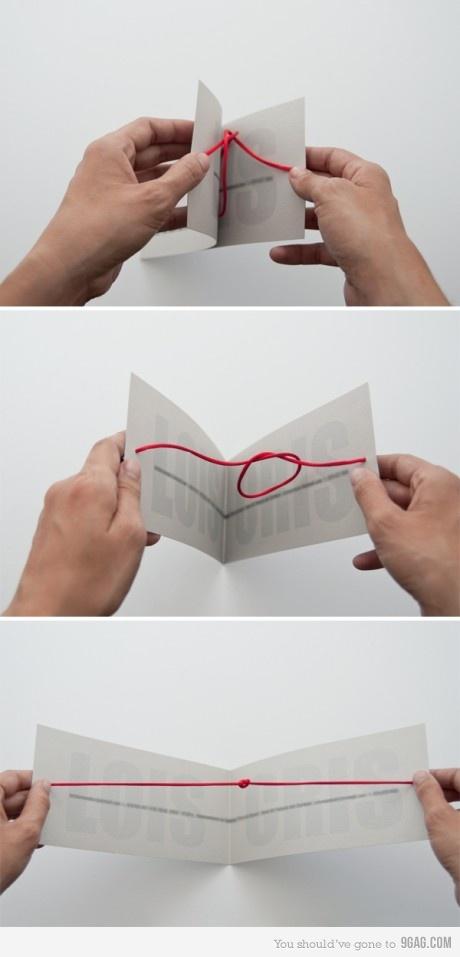Genius Wedding Invitation