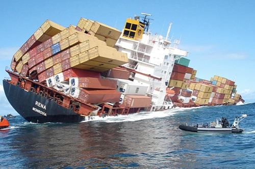 cargo spill