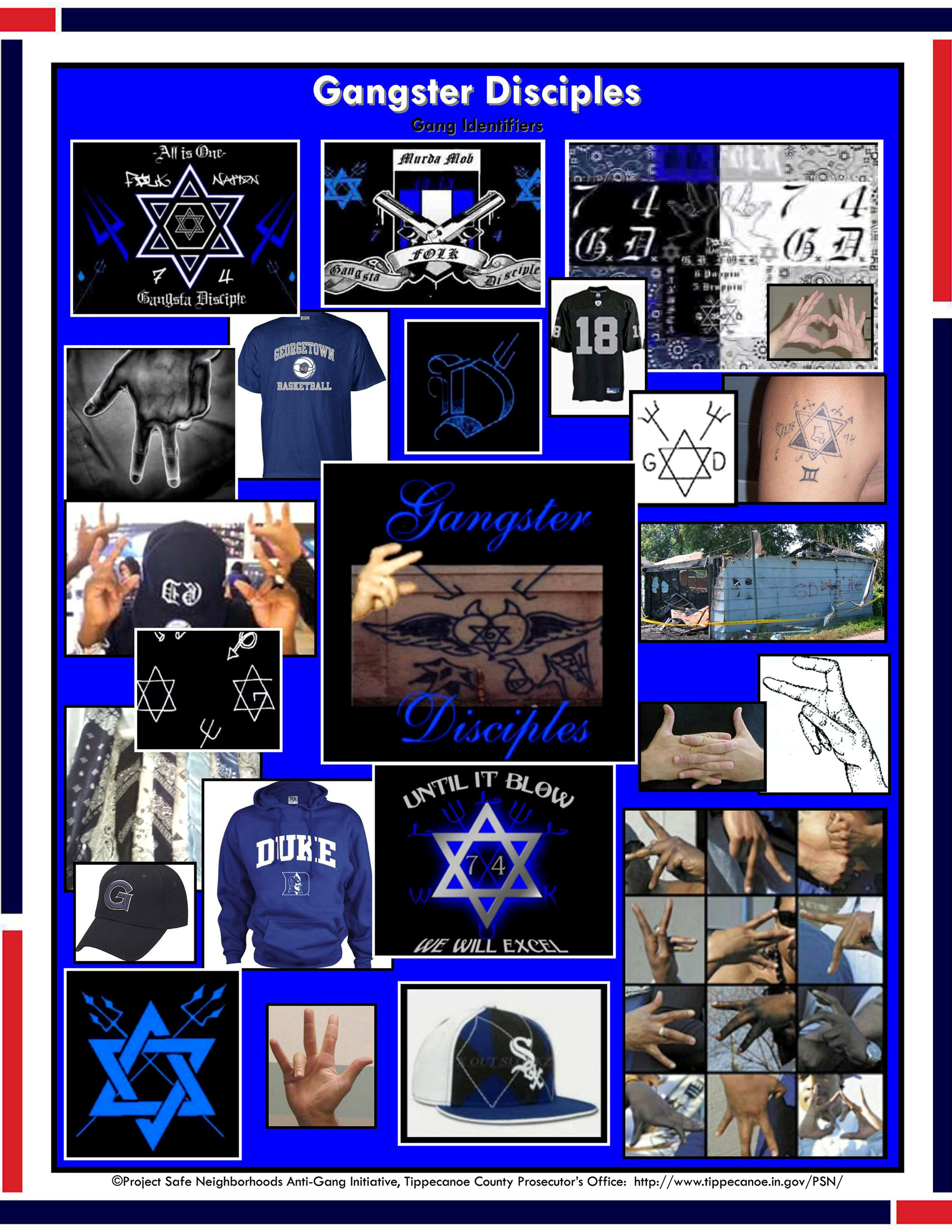 Street gang signs and symbols duck duck gray duck gangster disciples signs and symbols buycottarizona Choice Image