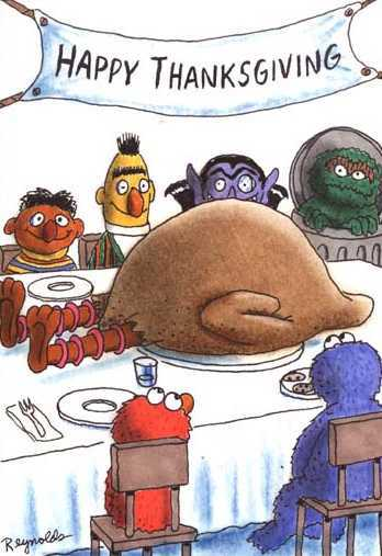 Sesame Street Thanksgiving
