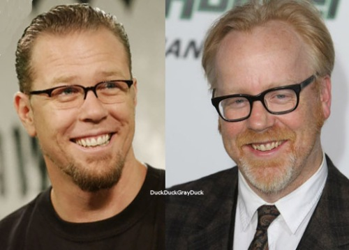 james Hetflied mythbusters
