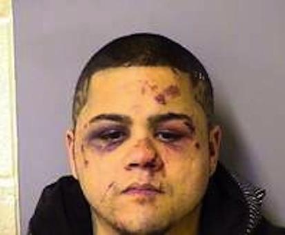 Mugger picks wrong victim