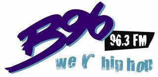 B 96 logo