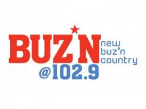 Buz'N 102.9 logo