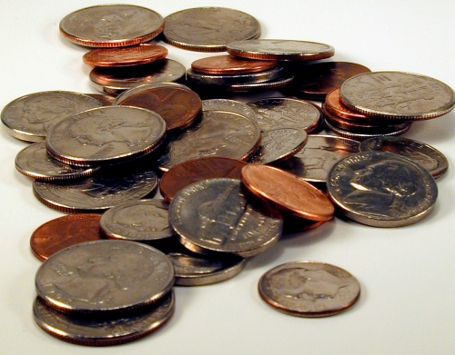 TSA collects $400,000 in loose change annually