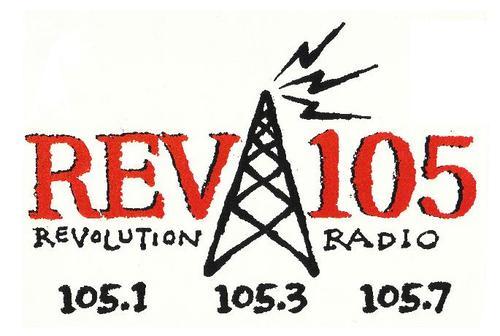 rev105 radio