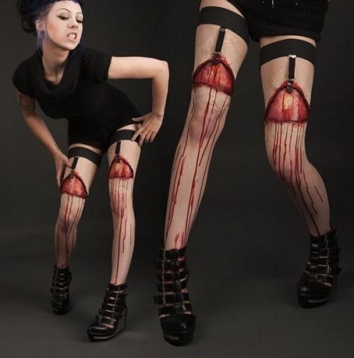Zombie Pantyhose