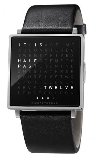 qlocktwo watch