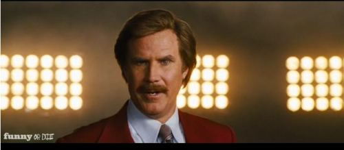 Exclusive Anchorman 2 Teaser