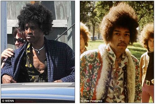 Andre 3000 is ready to rock as Jimi Hendrix in new biopic