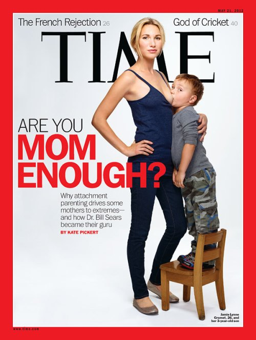 The May issue of TIME