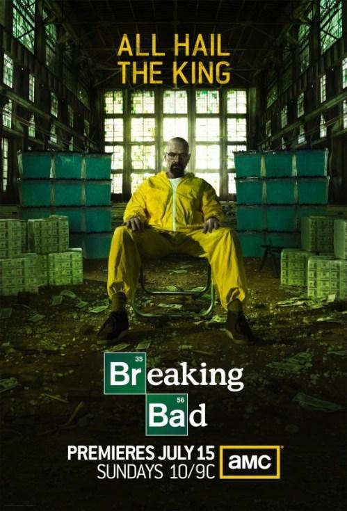Breaking Bad - Season 5 poster