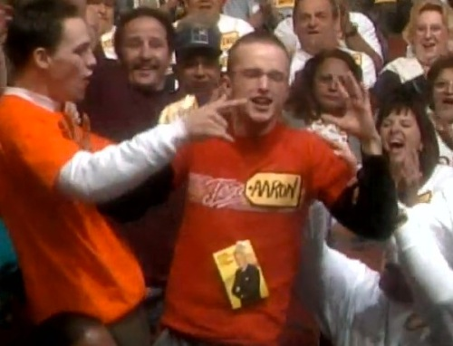 Breaking Bad star was on 'The Price Is Right' in 1998