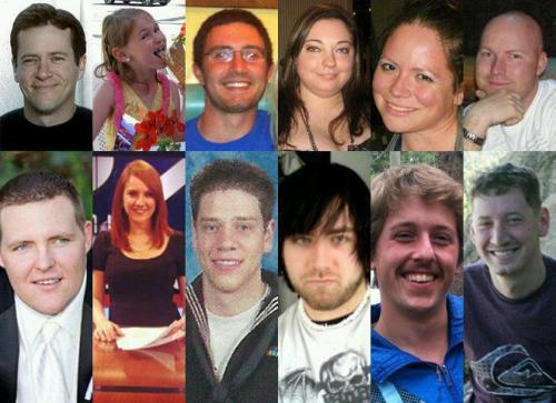 Aurora movie theater shooting victims