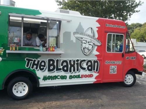 Blaxican-Food Truck