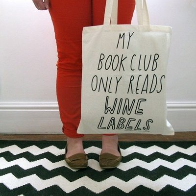 The truth about your book club