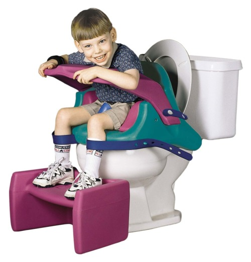 There has got to be a better potty training method
