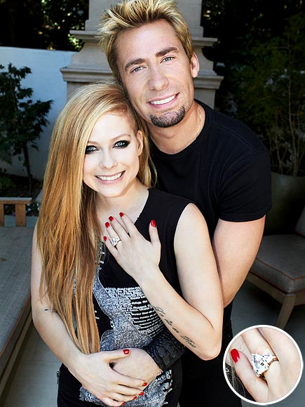Avril Lavigne to marry Nickelback singer