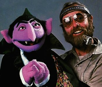 "Final Countdown. Sesame Street's Jerry ""Count von Count"" Nelson Has Died"