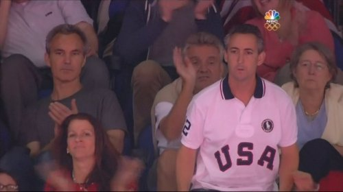 Aly Raisman's Dad