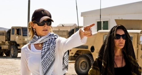 Kathryn Bigelow's Bin Laden Thriller Titled 'Zero Dark Thirty'