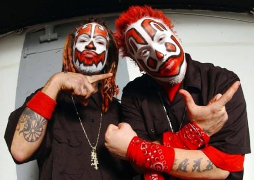 Insane Clown Posse Suing