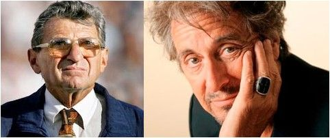 Al Pacino to play Joe Paterno in upcoming movie
