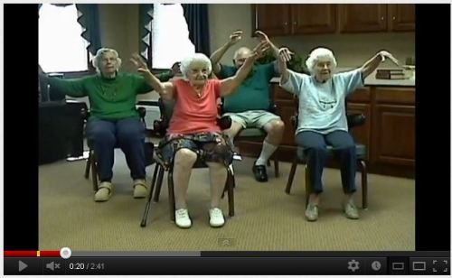 Sit Down Dancing with Bonnie Noll
