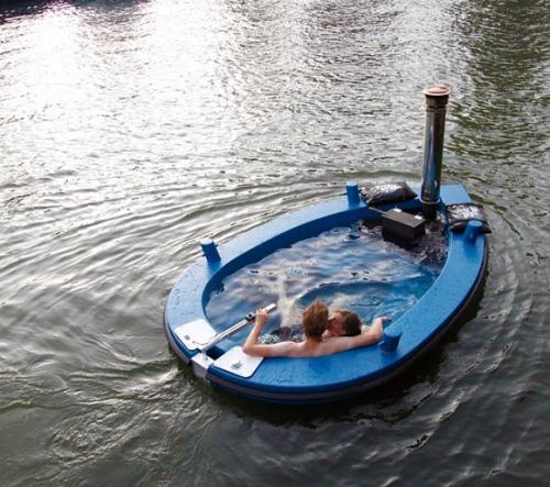 HotTug Hot Tub Boat (HTHTB)