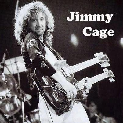 jimmy cage - Jimmy Page Halloween Costume
