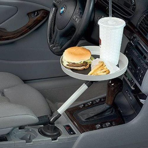 a food tray for your car duck duck gray duck. Black Bedroom Furniture Sets. Home Design Ideas