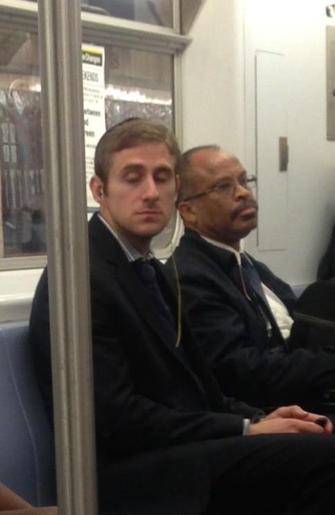 FOUND: The lost son of Ryan Gosling and Steve Carell