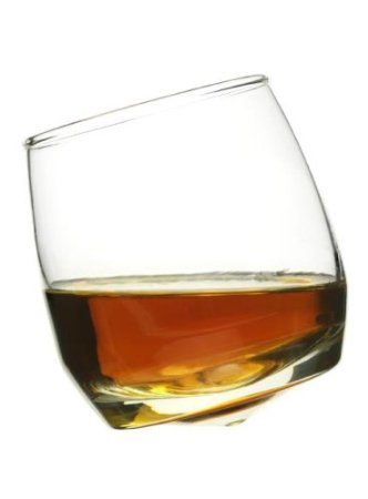 rocking whiskey glass