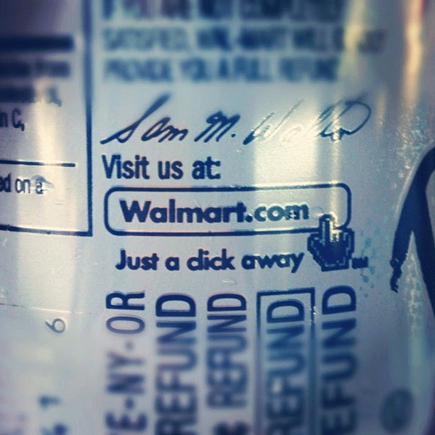 Kerning, walmart.com, typo, can, advertising