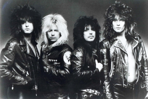 """You're All I Need"" Mötley Crüe"