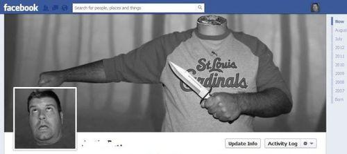 Cool Facebook profile header